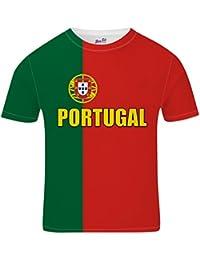 Bang Tidy Clothing Portugal Football Shirts for Men 2018 Portuguese Team Flag T Shirt Fans Gift