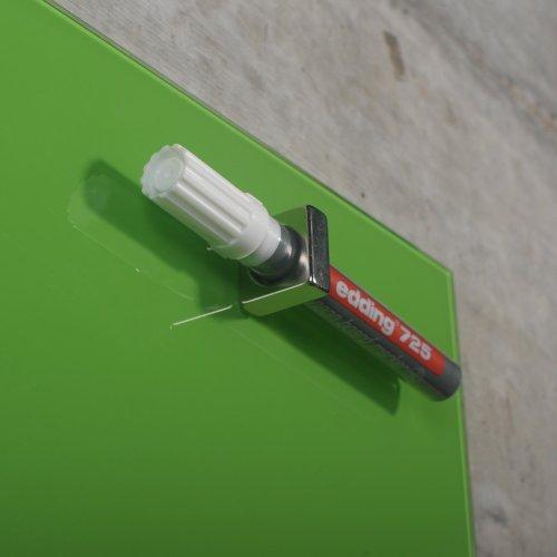 Magnetische Boardmarker-Halterung für Glas Magnetboard/Magnettafel/Magnetwand/Memoboard