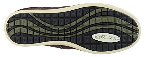 Skechers SK64059 Sorino Berg Canvas Sportschuhe Chocolate