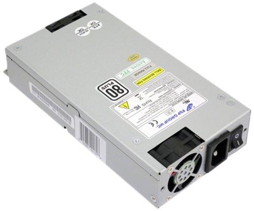 Preisvergleich Produktbild FSP Group 300 W ATX Netzteil 1U Größe für Rack Mount Fall Netzteil 80 PLUS Industriequalität PC (FSP300–701UH),  grau