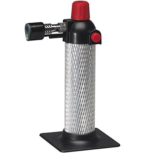 Preisvergleich Produktbild matches21 Profi Bastel Heißbrenner Gasbrenner Standgerät mit Metallgehäuse
