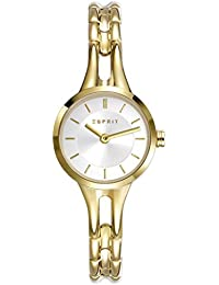 Esprit Damen-Armbanduhr Analog Quarz Edelstahl ES108162002