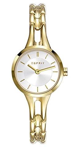Esprit Damen-Armbanduhr Analog Quarz Edelstahl ES108162002 (Esprit Schmuck Outlet)