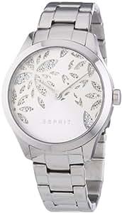 Esprit Damen-Armbanduhr Analog Quarz Edelstahl ES107282001