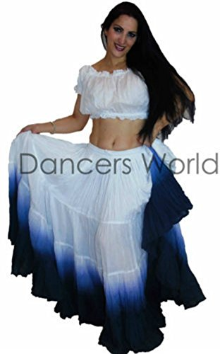 dancers-world-2-pc-de-color-blanco-de-flores-de-mas-oscuros-tie-dye-diseno-de-mary-tanana-tribal-par