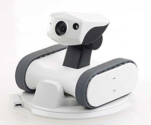 7links robot: home security della rover m. video hd, ir di visione notturna, mondo fernsteuerbar (fotocamera robot)
