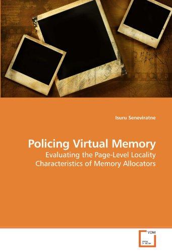 Policing Virtual Memory por Isuru Seneviratne