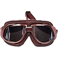 a846bc2ce2e ZZH Pilot Eyes Protector Safety Goggles Motorcycle Riding Riding Anti-UV