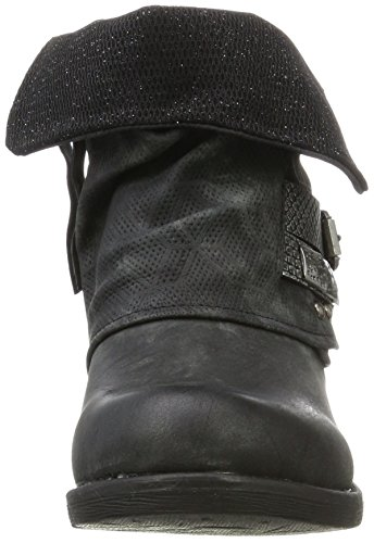 Schwarz Femme Bottes Black München Hw172704 Laufsteg Classiques 7qS4nP