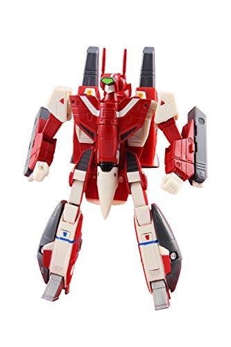 Robotech Miriya's VF-1J Super Veritech 1/100 Scale Figura De Acción