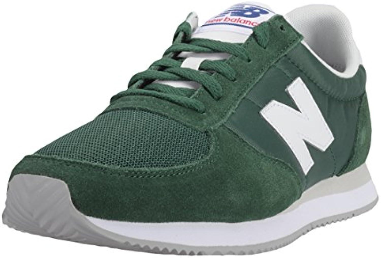 New Balance Calzado U220cg Verde, Zapatillas de Deporte Unisex Adulto -