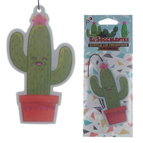 Subito disponibile 3 PEZZI Deodorante per Auto- Cactus - Lim