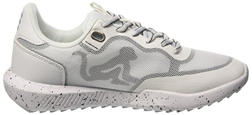 DrunknMunky New Phoenix Evolution, Scarpe da Tennis Unisex – Adulto Bianco