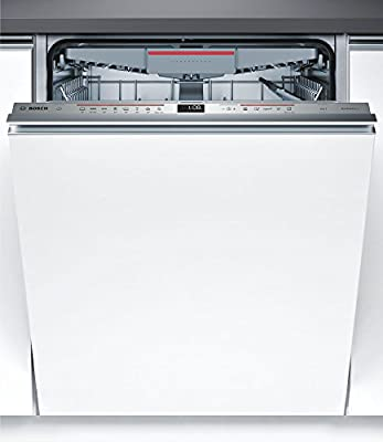 Bosch Serie 6 SMV68MX03E lavavajilla Totalmente integrado 14 cubiertos A+++ - Lavavajillas (Totalmente integrado, Tamaño completo (60 cm), Plata, Tocar, LED, 1,75 m)