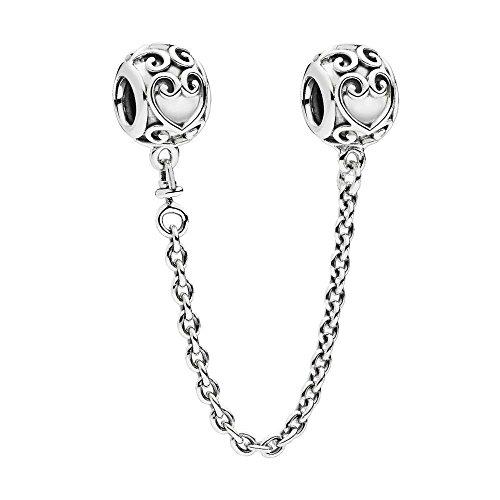 Pandora Fermaglio Charm da donna in argento 797036 07