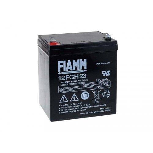 FIAMM Bleiakku 12FGH23 (hochstromfest), 12V, Lead-Acid