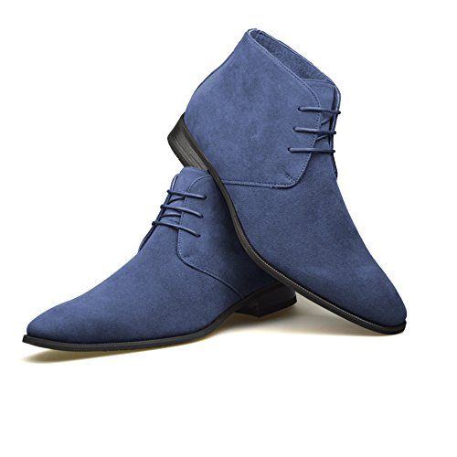 ClassyDude, bottes homme Navy 3