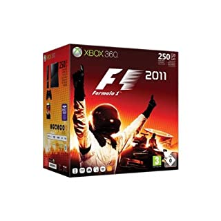 Xbox 360 - 250 GB, Incluye F1 2011 (B005I442SO) | Amazon price tracker / tracking, Amazon price history charts, Amazon price watches, Amazon price drop alerts