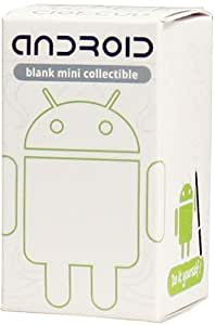 """Android Mini Collectible Figure 3"""" - Blank DIY Edition"""