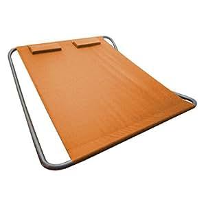 Rendez vous déco - Rocking bed Kingston orange