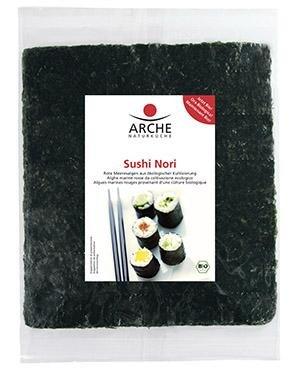 Arche Sushi-Nori, geröstet (30 g) - Bio