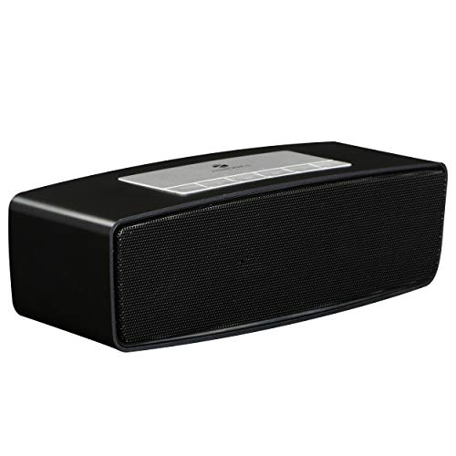 Zebronics Zeb-Groove Portable BT Speaker with mSD, USB, AUX, FM, Mic & Dual Drivers