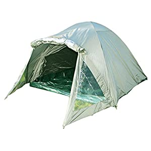 41vYbI8 9TL. SS300  - NGT Waterproof  Unisex Ski Bivvy Tent available in Green - One Size