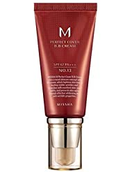 MISSHA M Perfect Cover BB Cream SPF42/PA+++ (No.13/Bright Beige) 50ml, 1er Pack