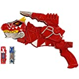 Power Rangers : Dino Super Charge – Morpher T-Rex Super Charge – DX Morpher Version Anglaise + 2 Dino Charger