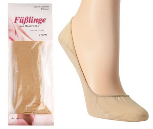 womens-socks-cotton-extra-fine-pack-of-2-size-35-42-natural