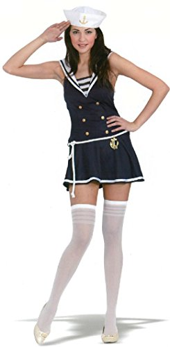 mondial-fete–Kostüm Sailor Damen (Marine Sailor Kostüme)