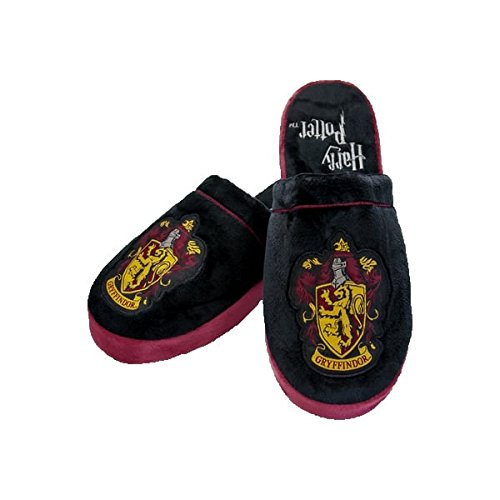 Harry Potter Slippers Gryffindor Size L Groovy Footwear