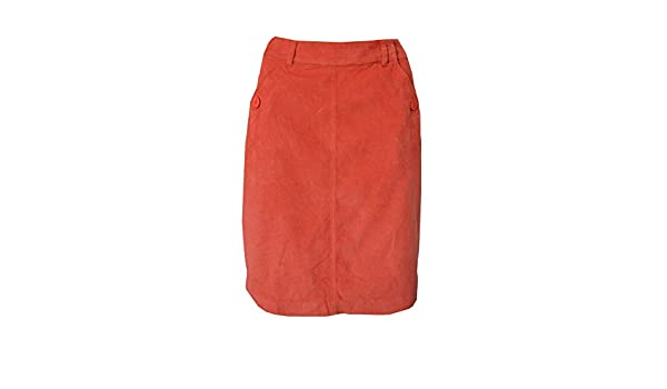 5212bb13b4 Ex Seasalt size 8 - 16 Teal Barn Red Spilling Lines Corduroy Cord Skirt (12,  Barn Red): Amazon.co.uk: Clothing