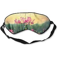Beautiful Lotus Flowers 99% Eyeshade Blinders Sleeping Eye Patch Eye Mask Blindfold For Travel Insomnia Meditation preisvergleich bei billige-tabletten.eu