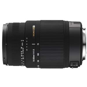 Sigma 70-300 mm F4,0-5,6 DG OS stabilisiertes Objektiv (62 mm Filtergewinde) für Pentax Objektivbajonett