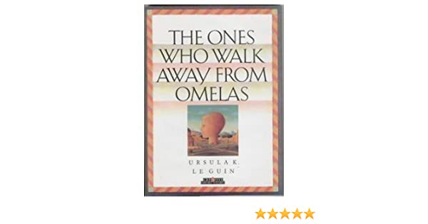 Buy The Ones Who Walk Away from Omelas (Short Stories) Book