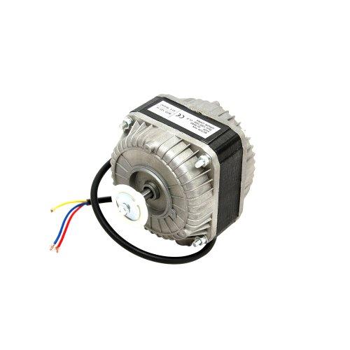 Homespare Kühlschrank Fan Motor: 16Watt Kühlschrank Gefrierschrank Fan Motor diese Motor kann Fuß, oben, Gesicht oder hinten montiert. Löchern, 3vorne und 3hinten: