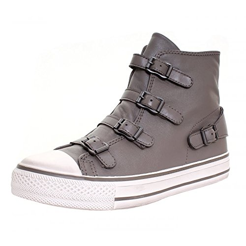 Ash Schuhe Virgin Perkish Sneaker aus Leder Damen 38 EU Perkish (Turnschuhe Distressed Leder)