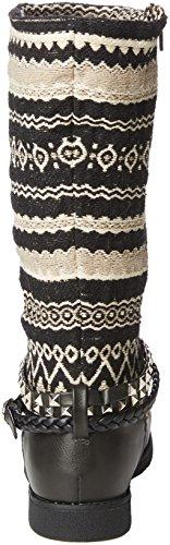 Joe Browns Damen Funky Aztec Kurzschaft Stiefel Grey (A-Grey)