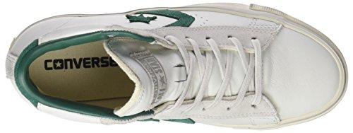 Di green Tennis polvere Colore Converse Uomo Bianca Biancastro Scarpe Mouse Da 158930c Alte A XZwT7