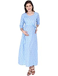 MomToBe® Women's Cotton Maternity Dress