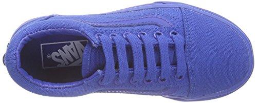 Vans Atwood, Baskets Basses Mixte Enfant Bleu (Nautical Blue)