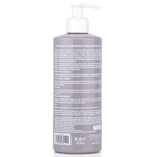 Zoom IMG-1 elifexir baby care gel champu