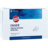 EMSER Inhalationslösung 60 St preisvergleich bei billige-tabletten.eu