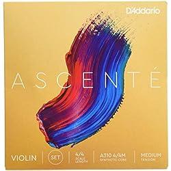 Daddario Orchestral Ascente - Juego violin asenté