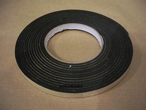 5 Metre Sealing Foam Strip for Cooker Hobs or Kitchen Sinks / Appliances 1 Sided
