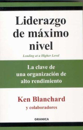 LIDERAZGO DE MAXIMO NIVEL