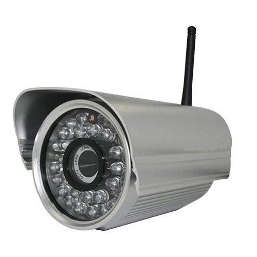 Allnet ALL2213 P2P Consumer Outdoor IP-Kamera (1 Megapixel CMOS-Sensor, 1280 x 720 Pixel, SD-Kartenslot) -