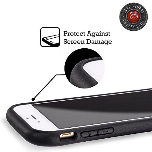Offizielle Anne Stokes Nobel Drachen Hybrid Hülle für Apple iPhone 6 / 6s Power Chord