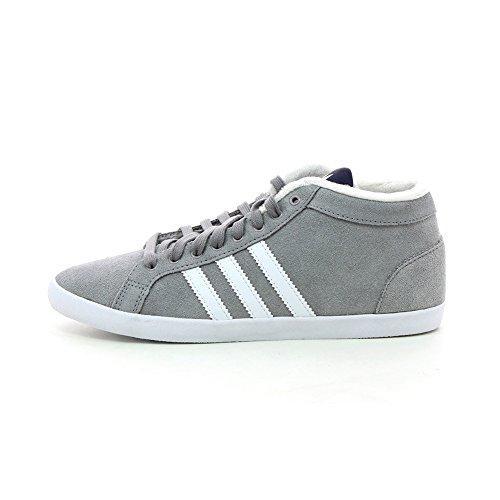 adidas Originals Adria Ps 3S Mid W, Baskets mode femme Gris